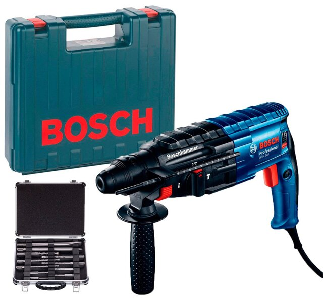 Перфоратор SDS-plus Bosch GBH 240